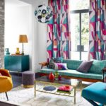 fauteuils ,sieges, rideaux, canapés , decoration ,